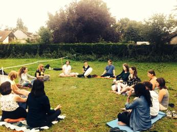 Meditation in Bristol